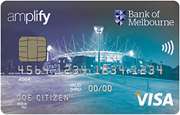 Bank of Melbourne Amplify - Qantas Offer