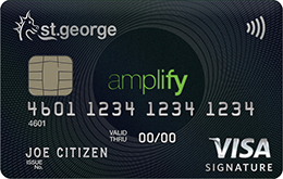 St.George Amplify Signature - Amplify Offer