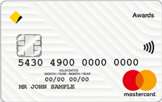 Commonwealth Bank Awards Credit Card