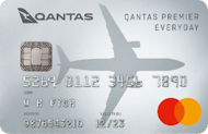 Best Qantas Frequent Flyer Credit Cards - Intro Tier Runner Up: Qantas Premier Everyday Credit Card