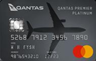 Best Qantas Frequent Flyer Credit Cards - Mid Tier Runner Up: Qantas Premier Platinum Credit Card