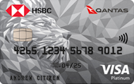 HSBC Platinum Qantas Credit Card