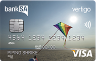 Bank SA Vertigo Card