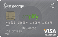 St.George Amplify Platinum - Qantas Offer