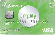St.George Amplify - Qantas Offer