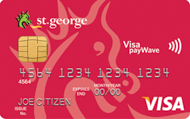 St.George No Annual Fee Card