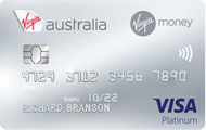 Virgin Australia Velocity Flyer Card - Points offer
